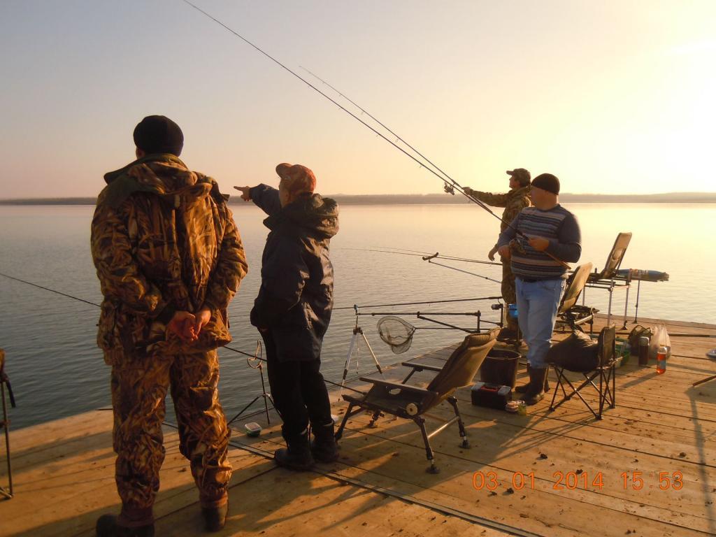 Рыбалка на новотроицком ставропольский край