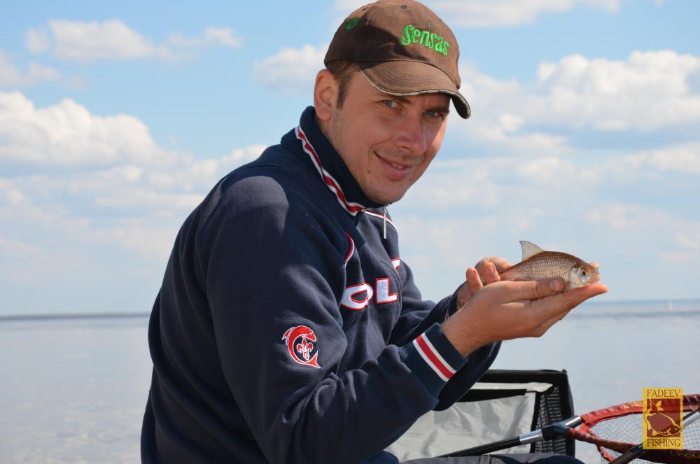 Дунаев спортсмен рыболов