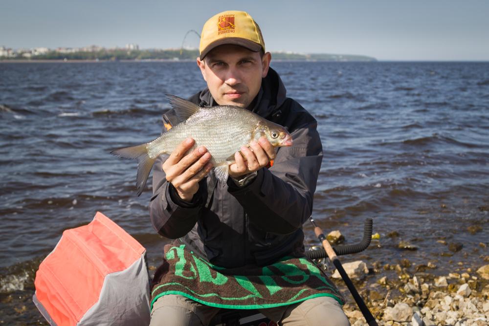поселок октябрьский рыбалка