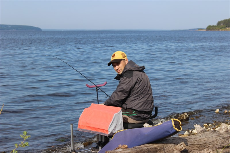 качественный итог рыбалки