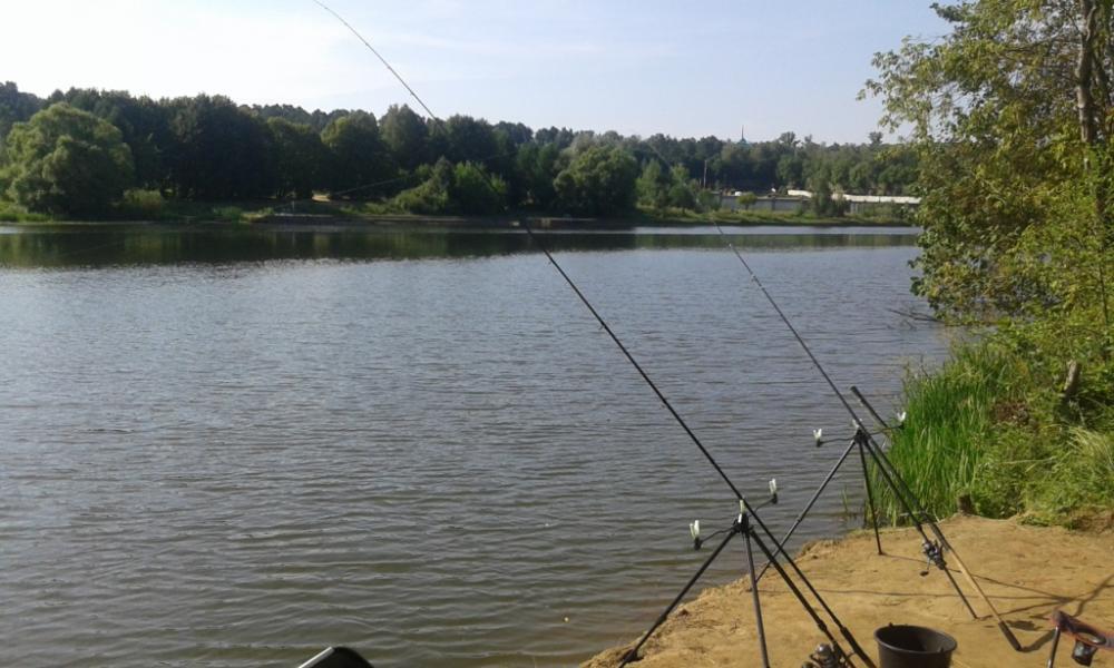 Река липка московская область рыбалка