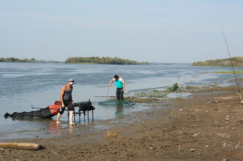 рыболовные сайты омск