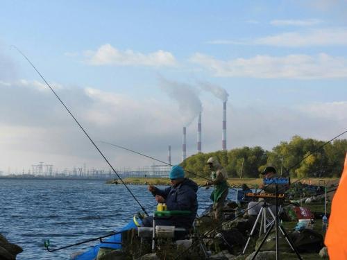 Рыболовные соревнования татарстан