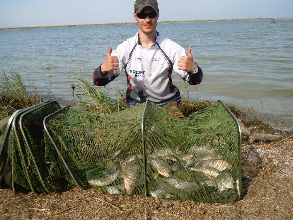 ростовские рыбаки