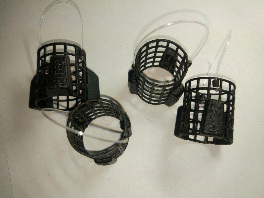 Производство фидерных кормушек в промышленных