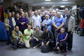Мастер-класс в Волгограде. Артемида сентябрь 2013